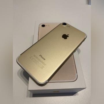 iPhone 7 32 GB idealny !!! złoty
