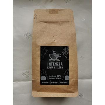 Kawa Mielona Intenzza 500g | Mocna 30% / 70%