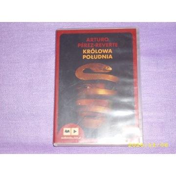 Królowa Południa-Arturo Perez-Reverte-audiobook cd