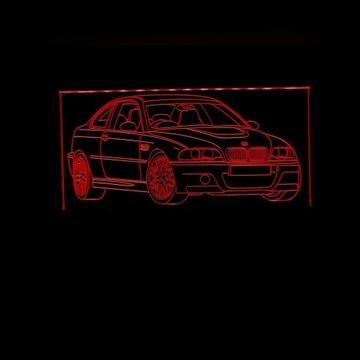 Lampka nocna LED BMW e46