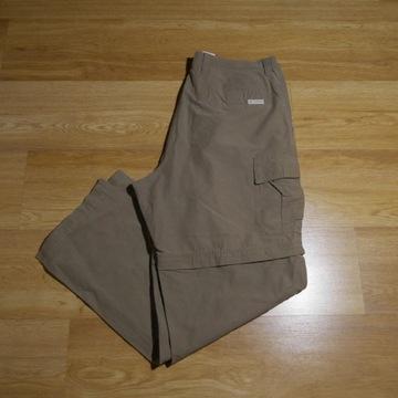 Columbia spodnie trekkingowe r. L / XL