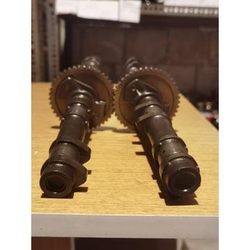 SUZUKI GSF 650 BANDIT wałki rozrządu