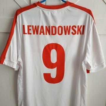 Koszulka kibica 4F Lewandowski NOWA rozm. L