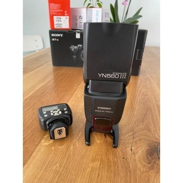 Yongnuo YN-560 III + TXII
