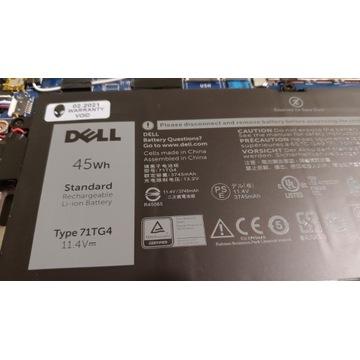 Bateria Dell 71TG4 / X49C1- ok 90% Health