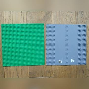 LEGO płytka 32 x 32 zielona droga