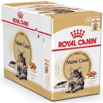Royal Canin Maine Coon Adult saszetka 12*85g