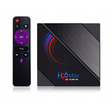 SMART TV BOX H96 max
