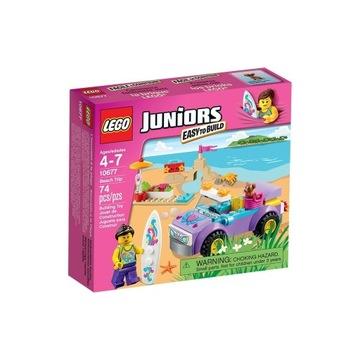 LEGO 10677 Juniors Wycieczka na plażę