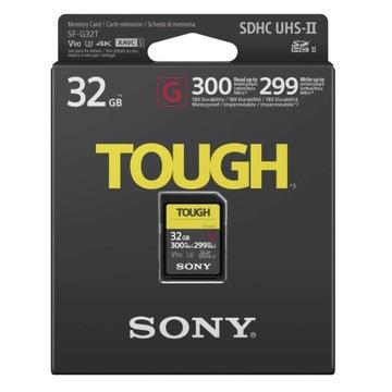 32gb SD v90 Sony TOUGH