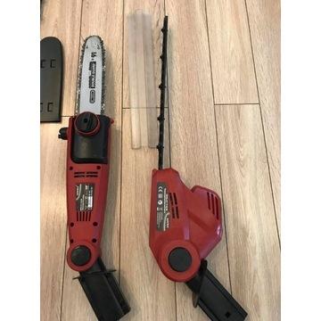 Matrix EPS HT 710 nożyce do żywopłotu i piła
