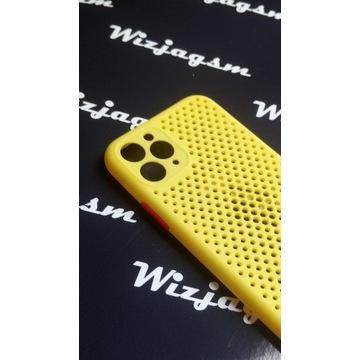 Case do Iphone 11/11 Pro/11 Pro Max+szkło Polymer