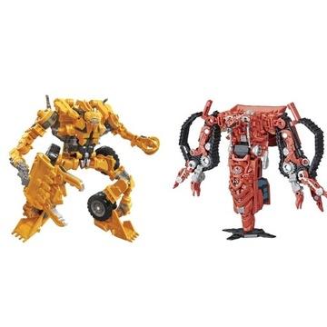 Transformers SCRAPPER + RAMPAGE (studio series)