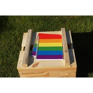 Zeszyt/Notes LGBT A4