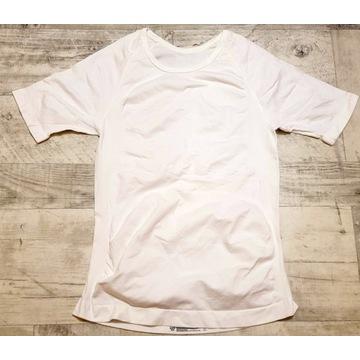 Koszulka termoaktywna  TMC śnieżnobiała L