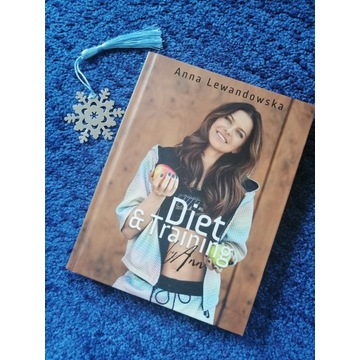 DIET & TRAINING by Ann  A. Lewandowska - stan bdb