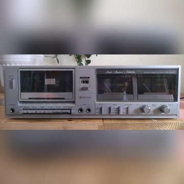 Magnetofon deck Fisher CR-5300