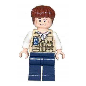 LEGO FIGURKA Z SERII JURASSIC WORLD - VET