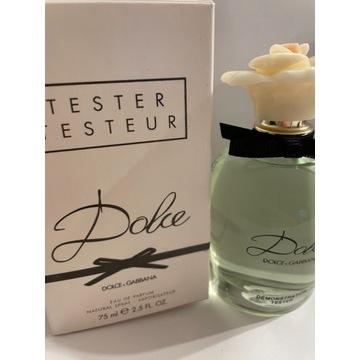 Tester perfum Dolce gabbana dolce 75ml damski