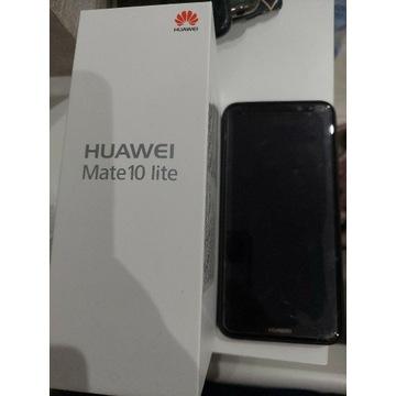Huawei Mate 10 Lite + etui