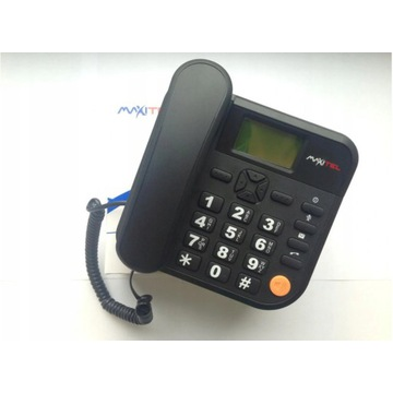 Telefon stacjonarny dla seniora ZTE WP659+ sim