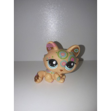 LPS LITTLEST PET SHOP KOT KOTEK KITTEN #1839