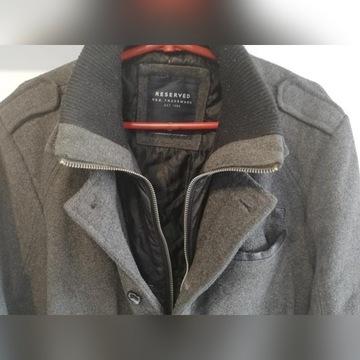 płaszcz męski reserved malbork