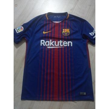 Koszulka Fc Barcelona 2017/2018 nike oryginał