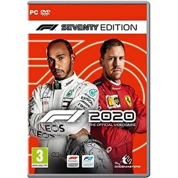 F1 2020 SEVENTY EDITION Klucz Steam Okazja !!!