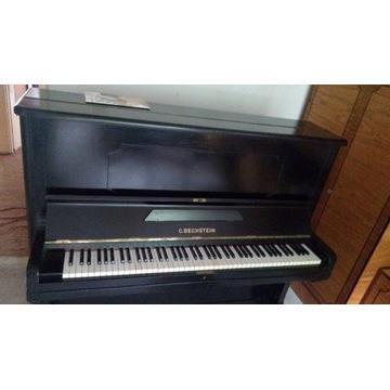 Pianino Bechstein 1904r. Model numer 8.