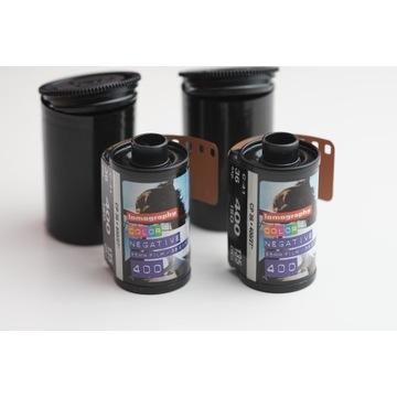 Film 35mm Klisza Lomography Color 400/36