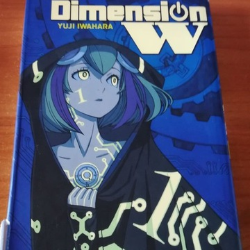 DIMENSION W- Tom 1 ~manga