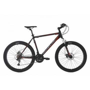 Męski Rower Górski MTB 26 Młodzieżowy Tarczowe