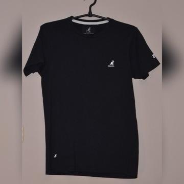 T-shirt czarny męski stan idealny