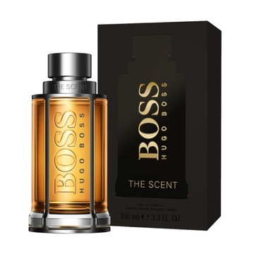 HUGO BOSS THE SCENT FOR MEN 100 ml EDT FOLIA