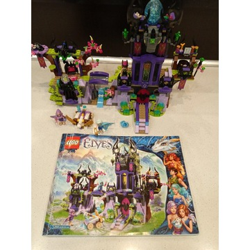 LEGO Elves 41180 - Magiczny zamek Ragany Unikat !!