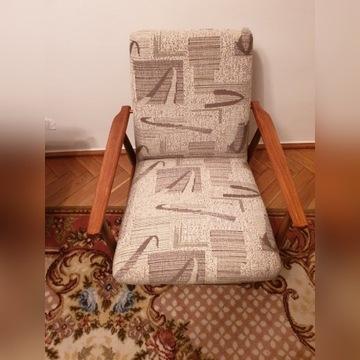 Fotele z czasów PRL