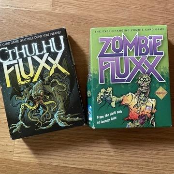Zombie FLUXX card game, FLUXX Cthulhu