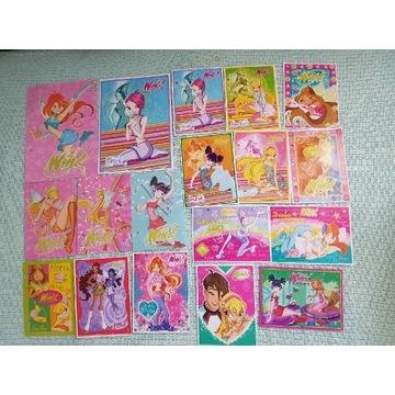 Karteczki do segregatora WITCH zestaw
