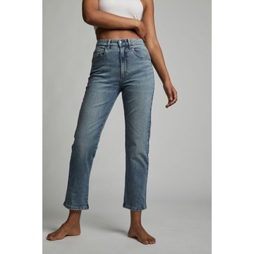 COTTON:ON STRAIGHT STRETCH JEANS r.42/M