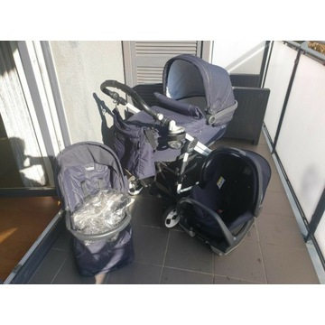 Peg Perego Book S Pop Up Switch Easy Drive 3w1