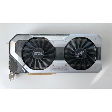 PALIT GeForce GTX 1070Ti Jet Stream 8GB Dual Fan