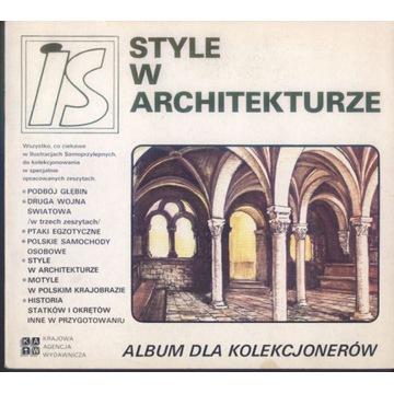 Style w architekturze album IS