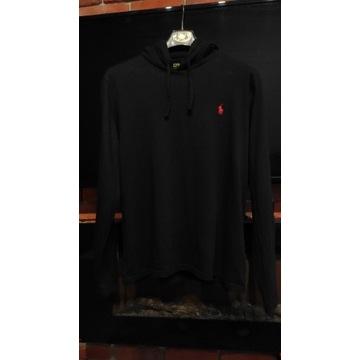 Czarna bluzka Polo Ralph Lauren Długie Rękawy