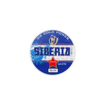 Siberia ice cold Slim pudelka do kolekcji