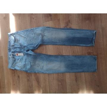Spodnie diesel shioner