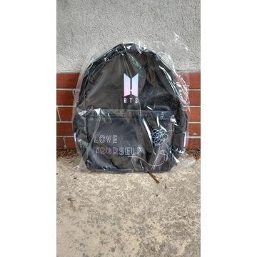 Plecak z motywem BTS