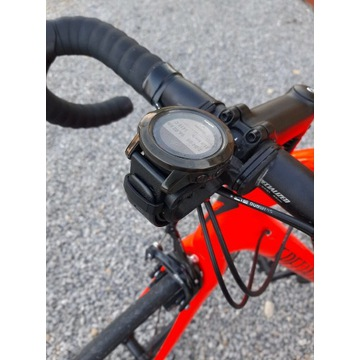 Uchwyt rowerowy Garmin Sunto Polar Fenix zegarek