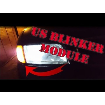 Moduł US Blinker - kierunkowskazy jak w USA