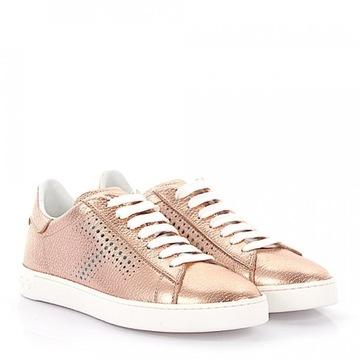 TOD'S sneakersy Cassetta Leggera włoski roz. 36